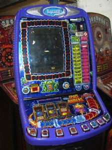 Space Raiders - £5 Pub Fruit Machine